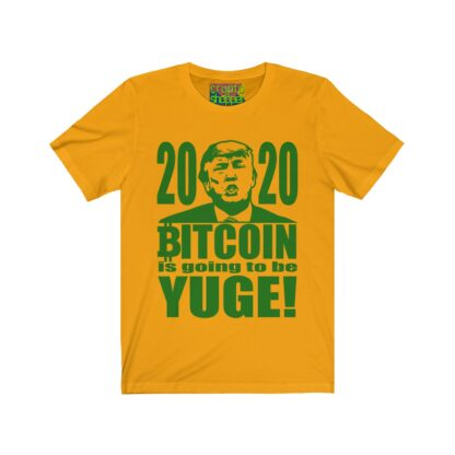 Trump Bitcoin is going to be Yuge!
